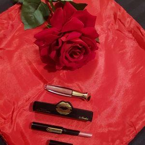 Mirenesse Lipstick and Lip Gloss
